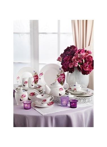 Pierre Cardin Rosella 6 Kişilik Kahvaltı Takımı Renkli